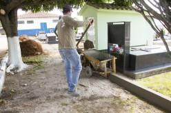 Limpeza e obras no cemitério podem ser feitas até amanhã