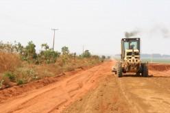Prefeitura recupera trecho não pavimentado da MT-140