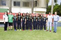 Prefeito recepciona campeãs dos Jogos Escolares da Juventude