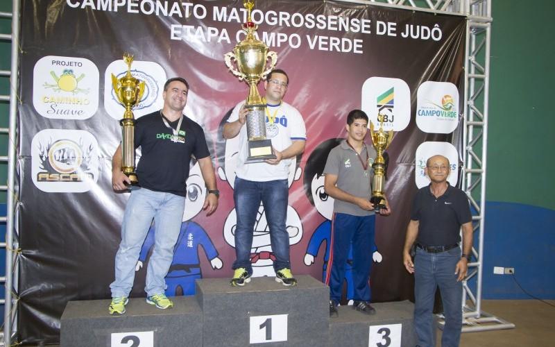 Campo Verde conquista pela 11ª vez o campeonato Mato-grossense de Judô