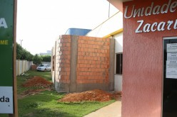 PSF Zacarias está sendo ampliado