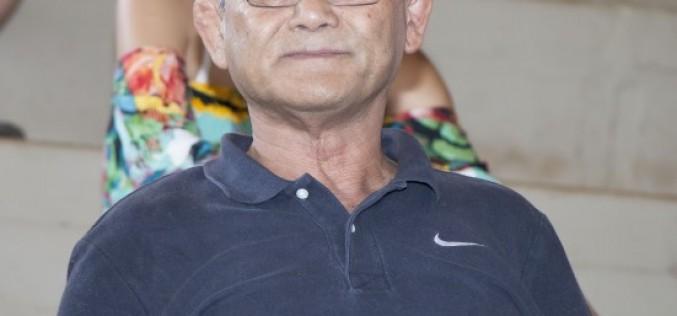 Judô de Campo Verde impressiona um dos maiores nomes do esporte no Brasil