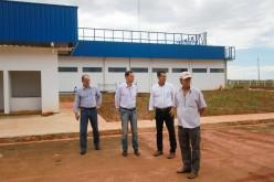Prefeito visita obras do IMAmt em Campo Verde