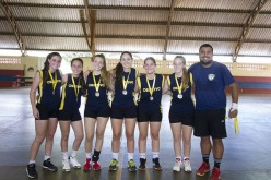 Coopercamp é campeã no basquete feminino dos Jogos Escolares