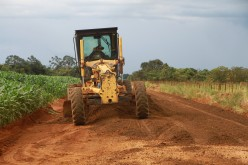 Manutenção constante garante estradas em boas condições