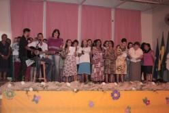 CRAS oferece coquetel em homenagem às mães