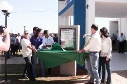 Nova Unidade de Saúde da Família é inaugurada no bairro Estação da Luz