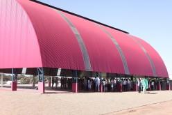 Quadra poliesportiva é inaugurada no C. E. Paulo Freire