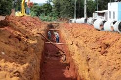 Prefeitura retoma obras de pavimentação e drenagem no São Miguel