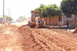 Prefeitura vai ampliar área a ser pavimentada no São Miguel