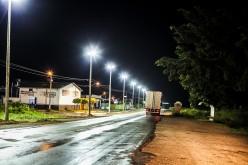 Nova iluminação começa a funcionar na Piranhaçu