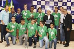 Governo de Mato Grosso homenageia atletas de Campo Verde
