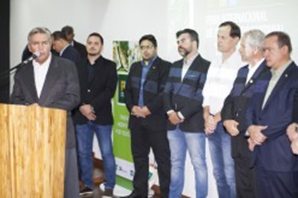 Prefeito Fábio participa do lançamento da Feira Internacional de Turismo de Cuiabá