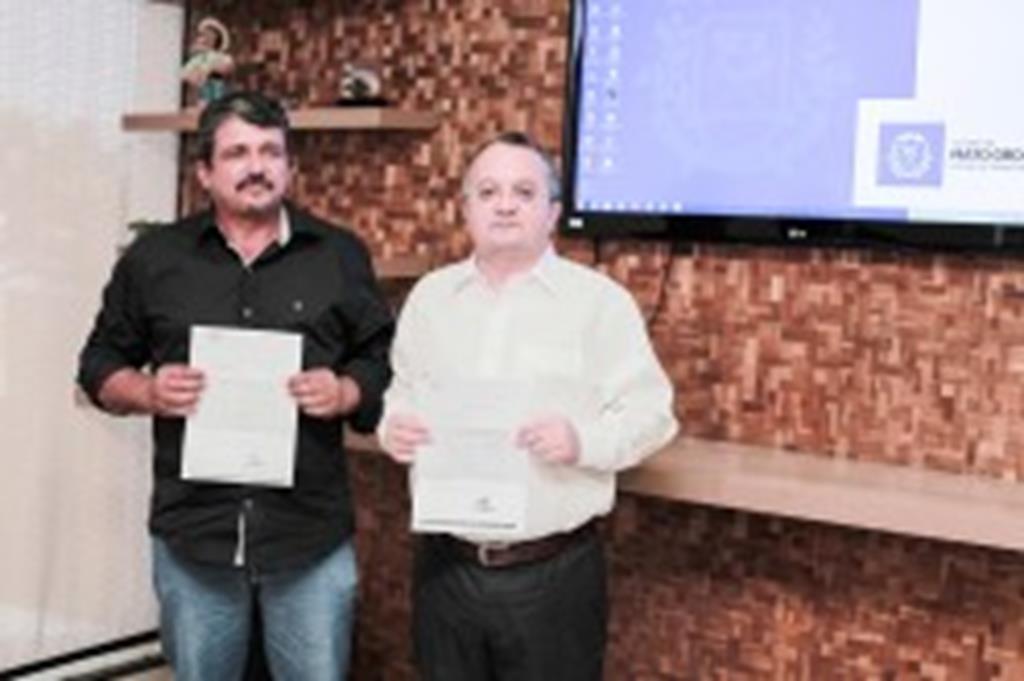 Vereador Nei do Dom Osório reivindica melhorias para o assentamento