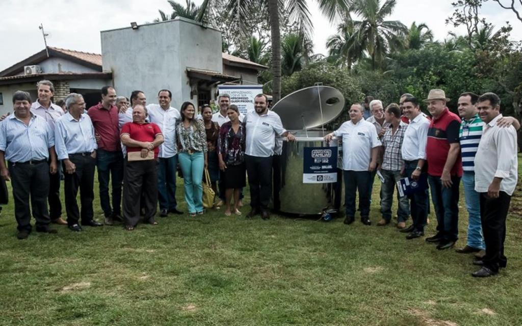 Prefeitura viabiliza resfriadores de leite para pequenos produtores