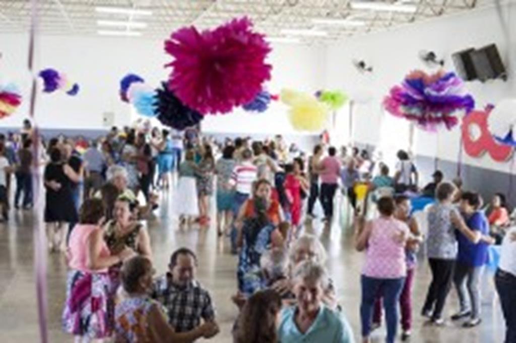 Com baile de carnaval, CAI inicia atividades de 2017