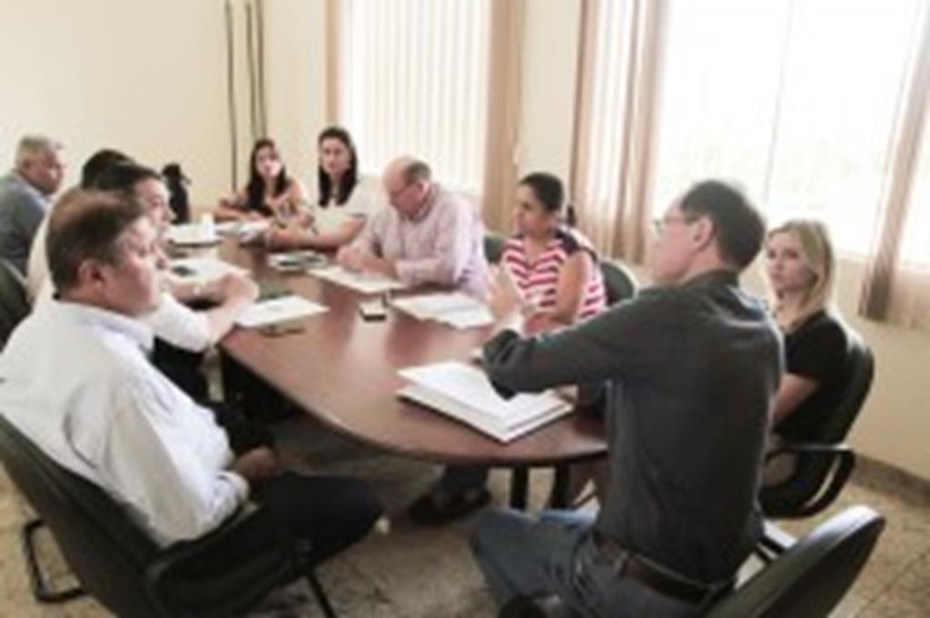 Conselho Diretor do CORESS se reúne para tratar de assuntos da entidade
