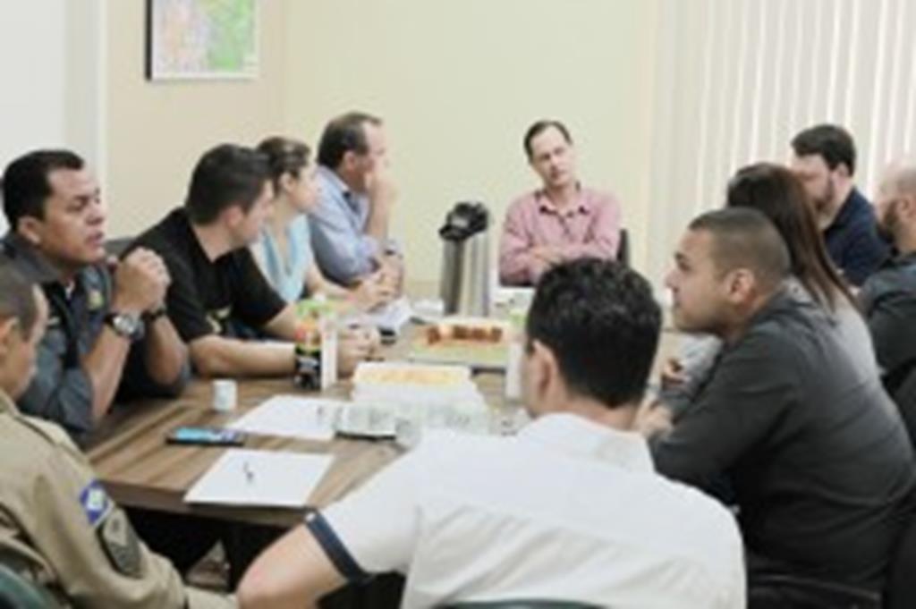 GGIM realiza primeira reunião do ano