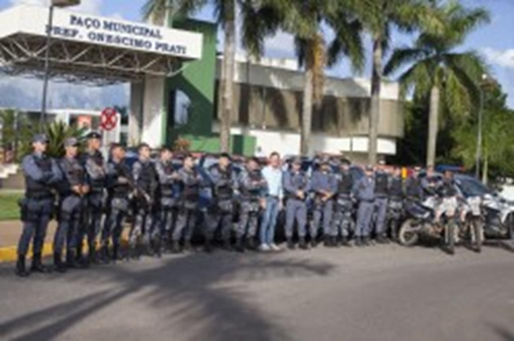 PM realiza operação especial em Campo Verde
