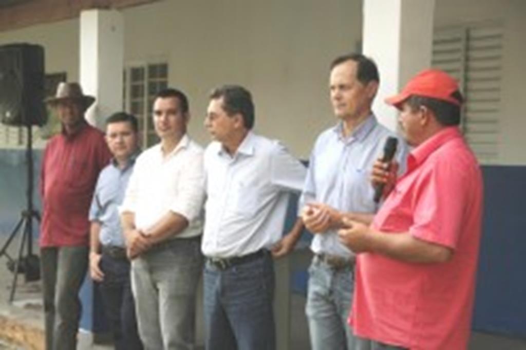 Assentados destacam ajuda do Município e pedem mais apoio do Governo Federal