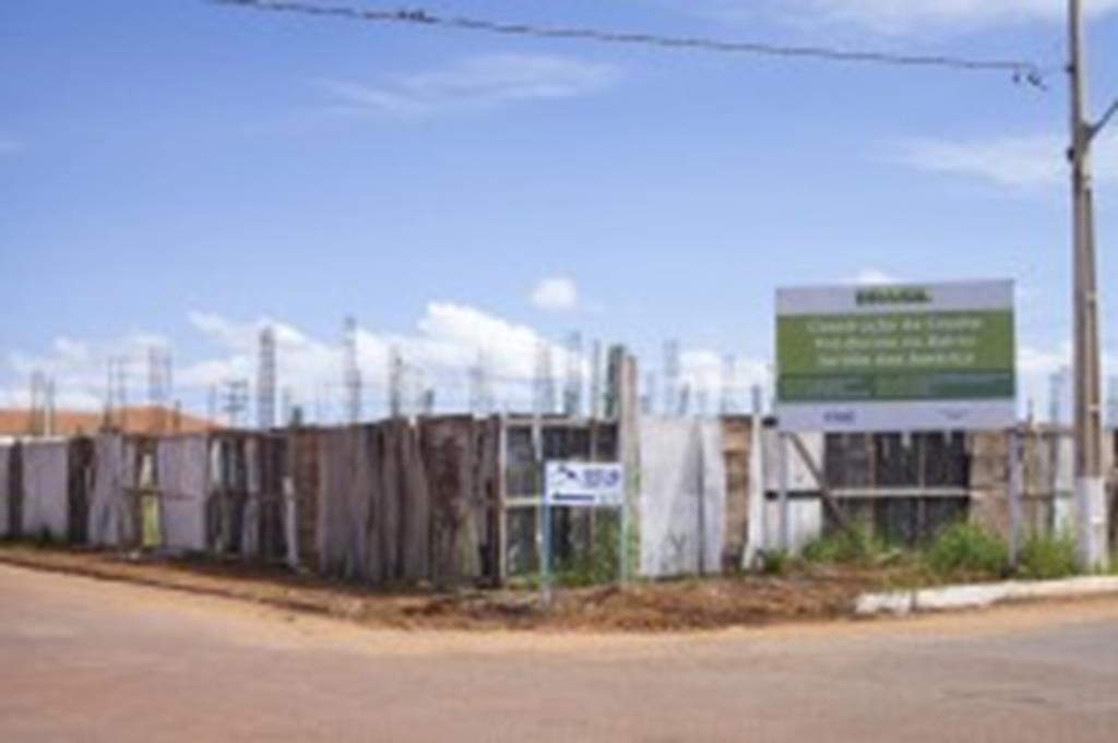 Prefeitura suspende contrato e fará nova licitação para construção de creche no Jardim América/Santa Rosa