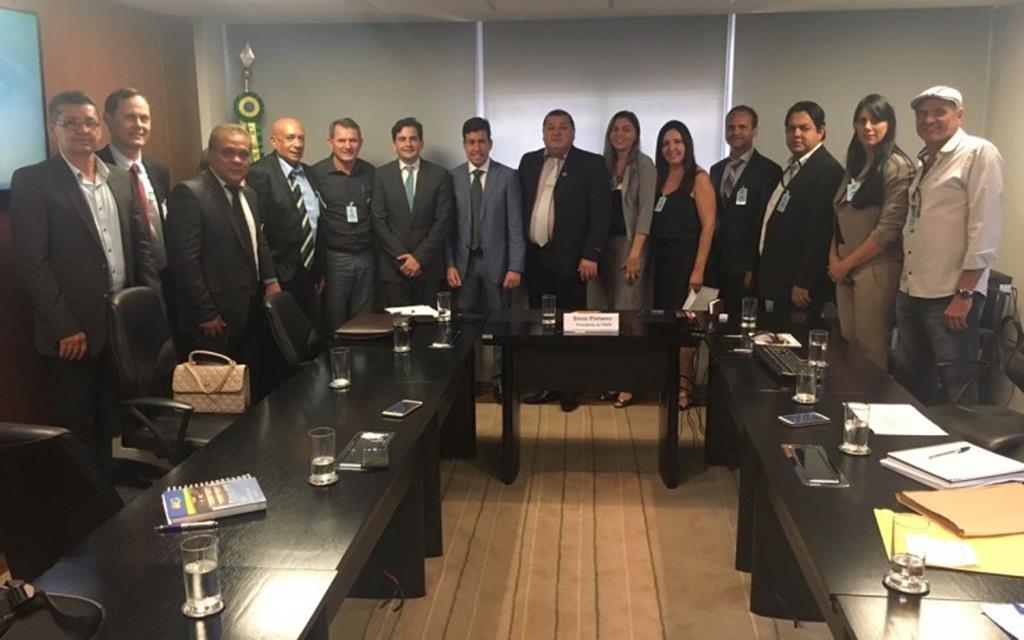 Prefeito Fábio cumpre agenda em Brasília