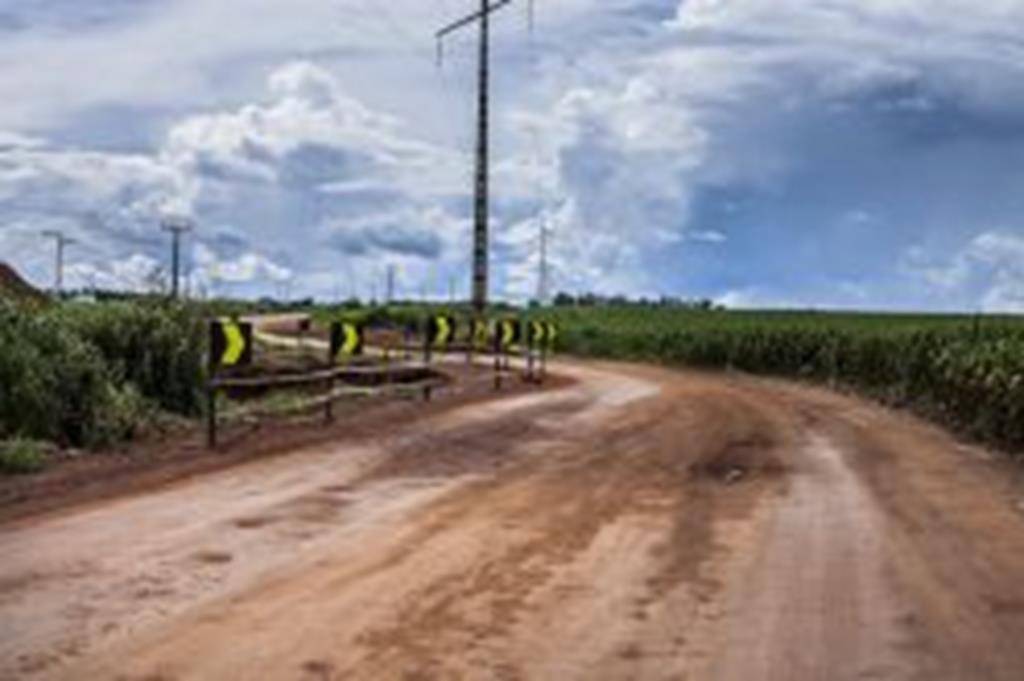 Chuvas prejudicam andamento dos trabalhos da SMOV