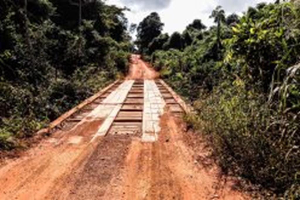Ponte de acesso ao Capim Branco será interditada para reforma