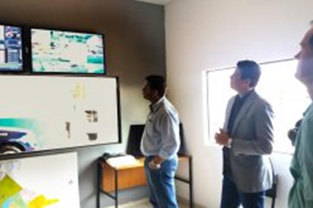 Prefeito de Diamantino conhece projetos desenvolvidos em Campo Verde