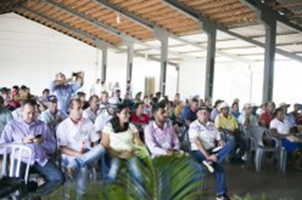 Campo Verde realiza seminário sobre agricultura familiar