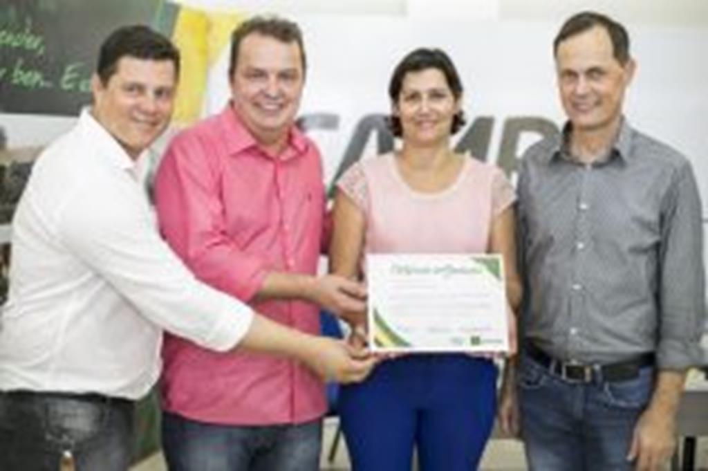 SICT certifica empresa participante do Programa de Incubação Empresarial