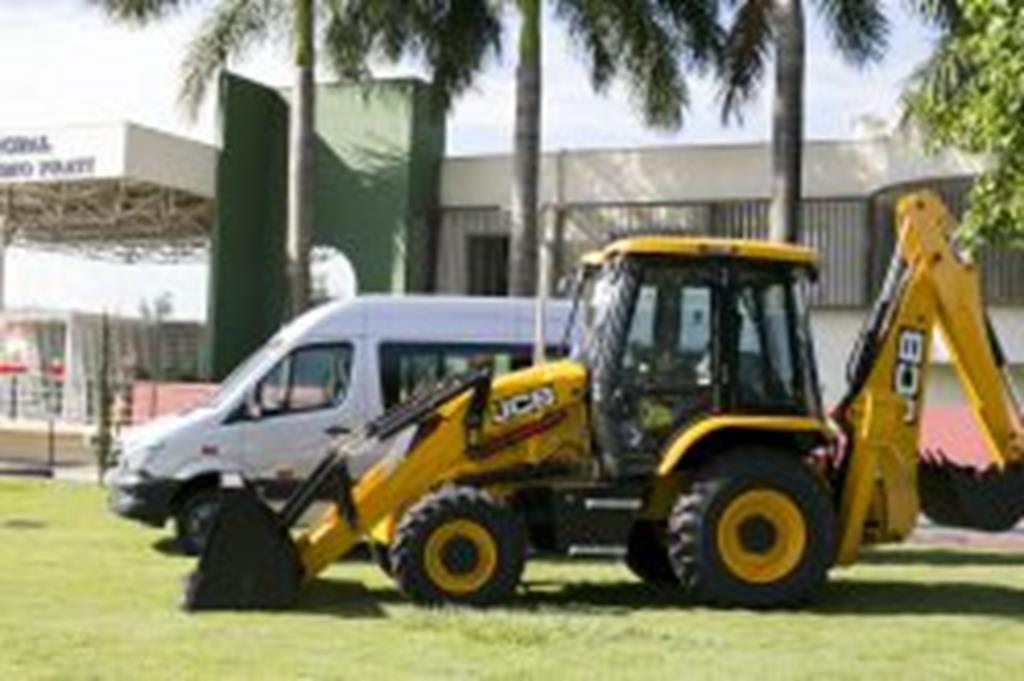 Prefeitura investe mais de meio milhão na aquisição veículos