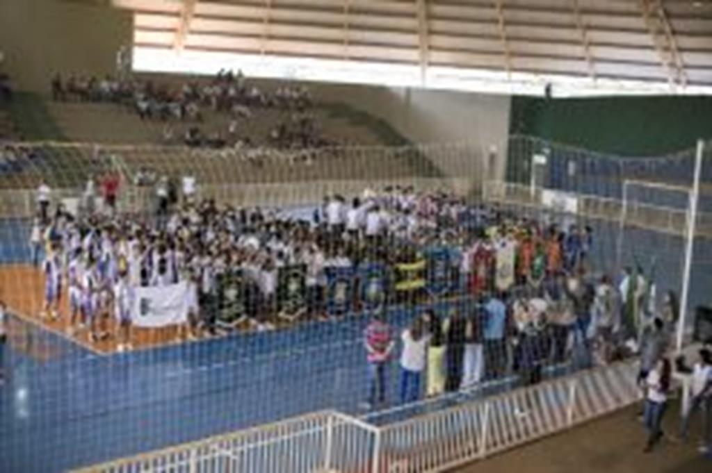 Jogos Escolares de Campo Verde começam a ser disputados