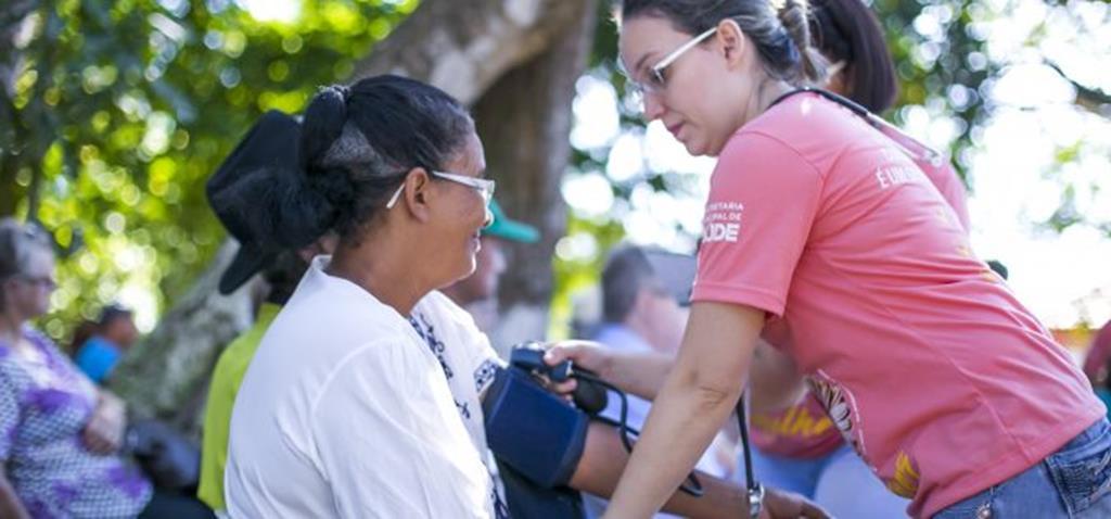 Secretaria de Saúde realiza hiperdia contra hipertensão