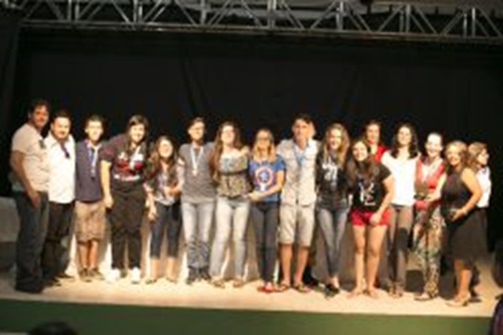 Premiação marca encerramento da etapa Aricá-mirim do Fetran em Campo Verde