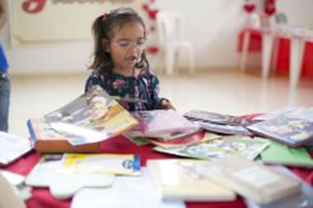 Sarau Literário faz a alegria das crianças