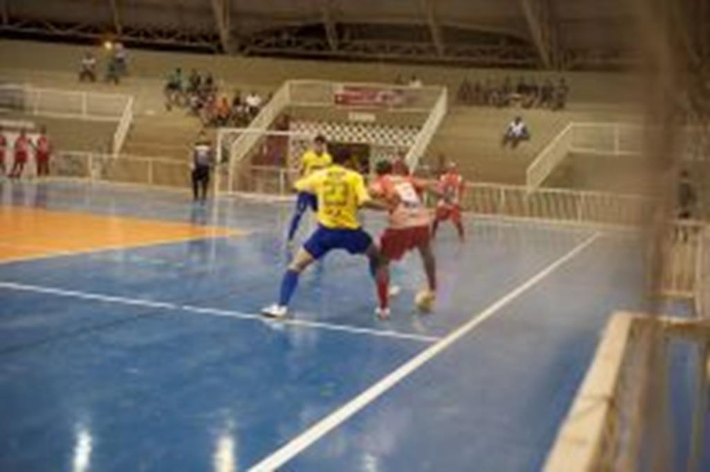 Taça Cidade de Futsal começa hoje à noite
