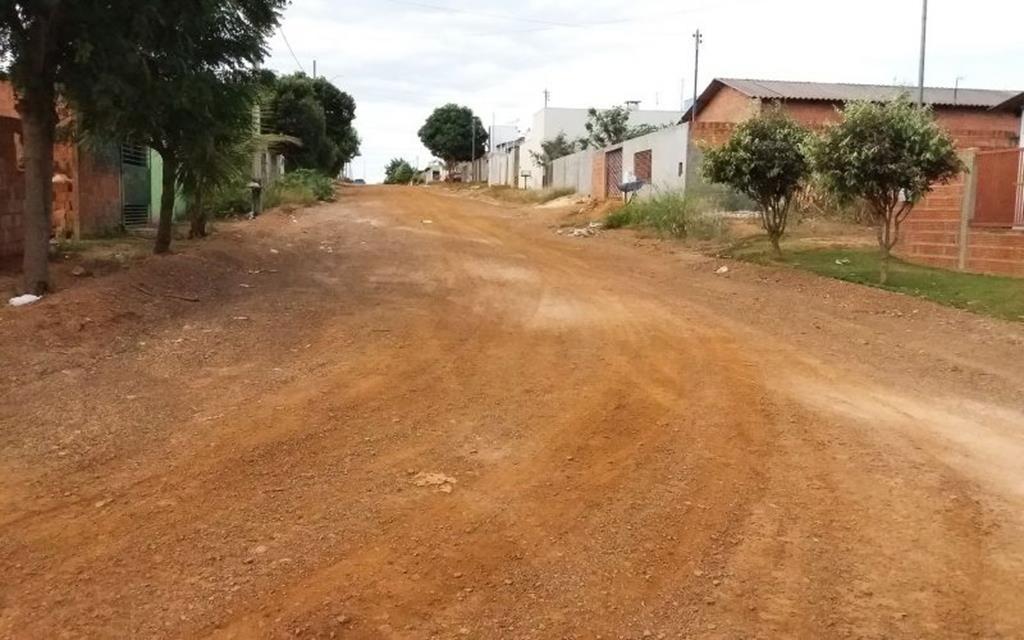 Pavimentação no São Miguel será retomada na próxima semana