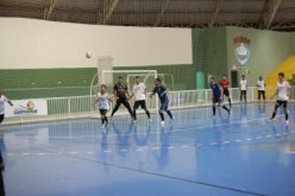 Taça Cidade de Futsal entra na semana decisiva
