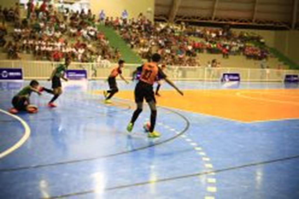 Jogos Regionais da Juventude começam nesta terça em Campo Verde