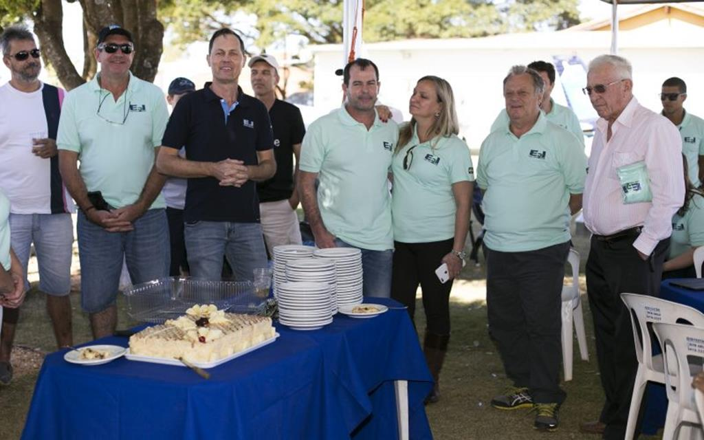 Escola de aeronáutica comemora dois anos em Campo  Verde; proprietário destaca apoio do município