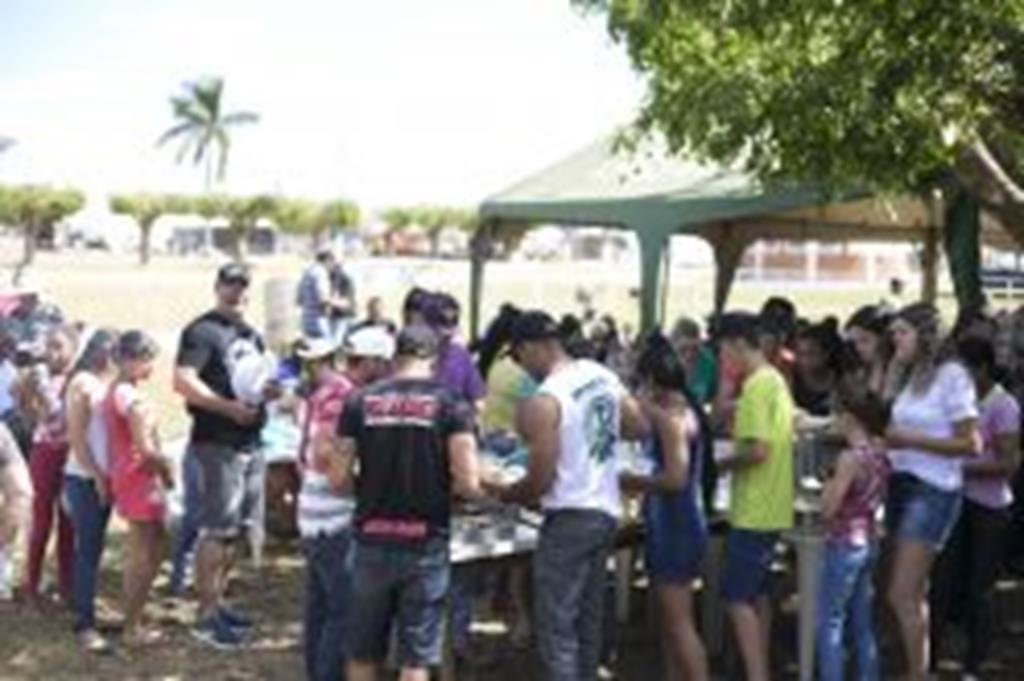 Administração Municipal oferece almoço a servidores que trabalharam durante a Expoverde