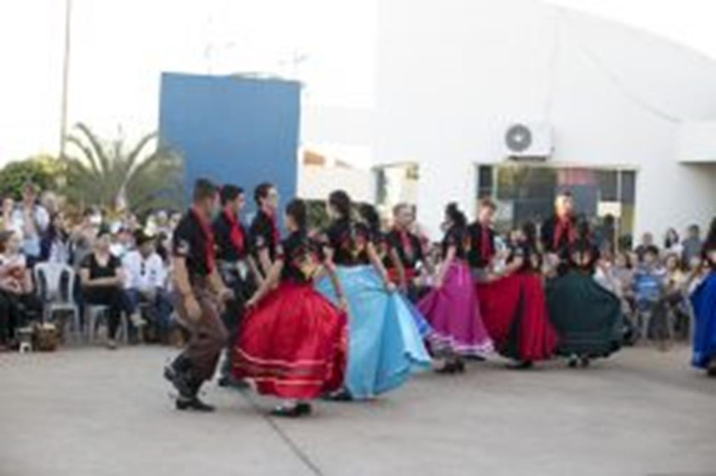 Mateada leva culturas regionais à Praça João Paulo II