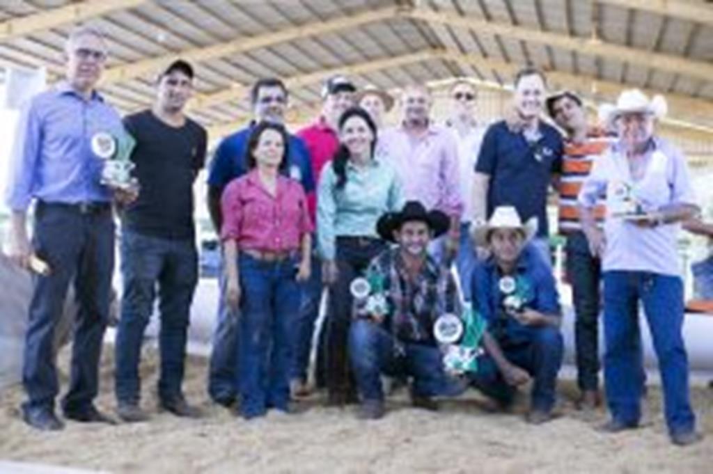 Torneio demonstra capacidade produtiva da pecuária leiteira de Campo Verde