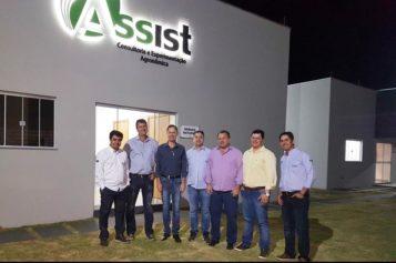 Empresa inaugura complexo de laboratórios no Distrito Industrial II