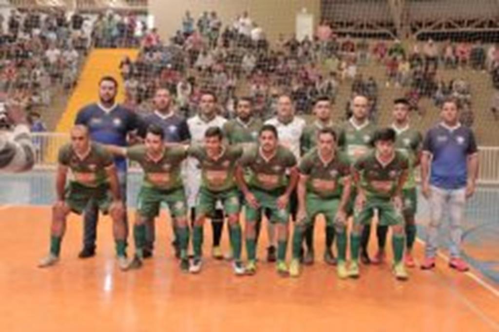 Campo Verde Futsal perde e está fora da final da Copa Centro América