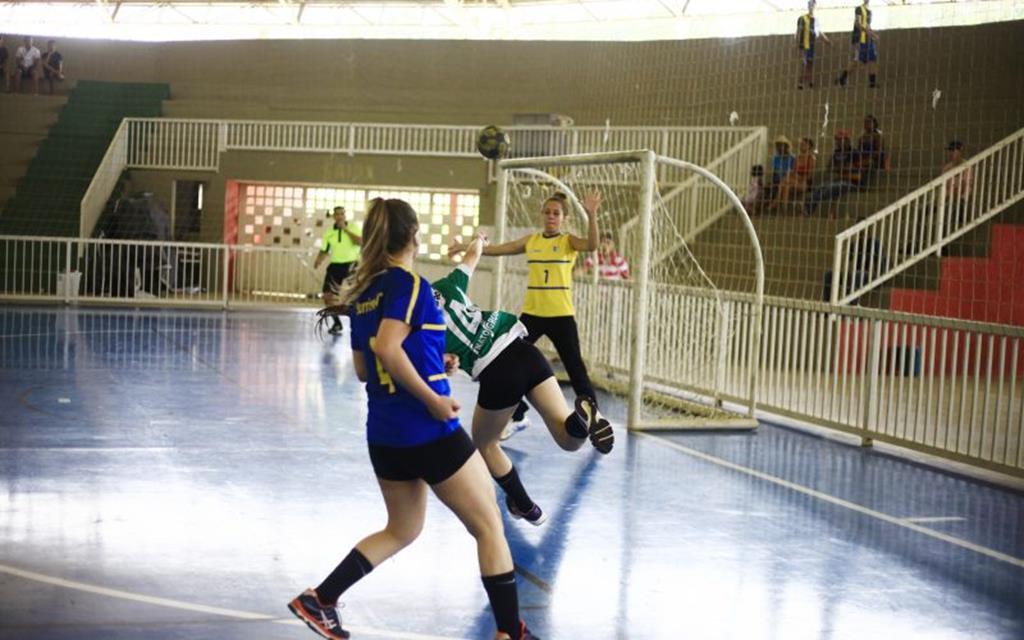 ACVHE enfrenta o JRPSul de Brasília valendo vaga para o Brasileiro de Handebol