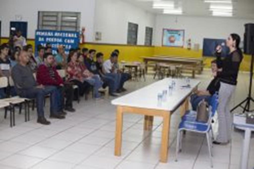 Jovens de Campo Verde iniciam cursos técnicos ofertados pelo CRAS e SECITEC