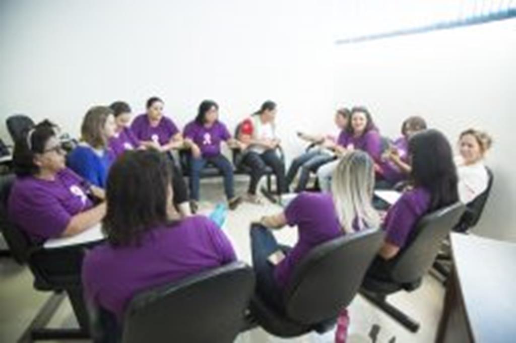 Equipes da Saúde de Atenção Básica participam de capacitação