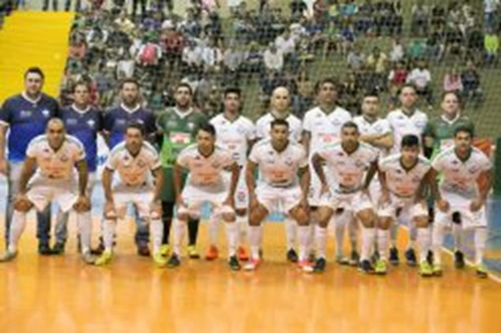 Campo Verde enfrenta Nova Mutum pelas semifinais Centro América nesta quinta-feira